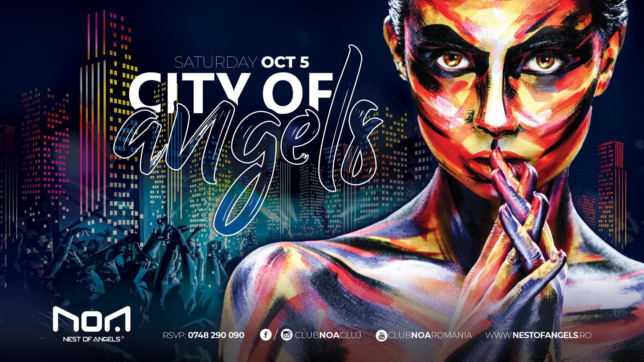 City of A N G E L S – 5.10