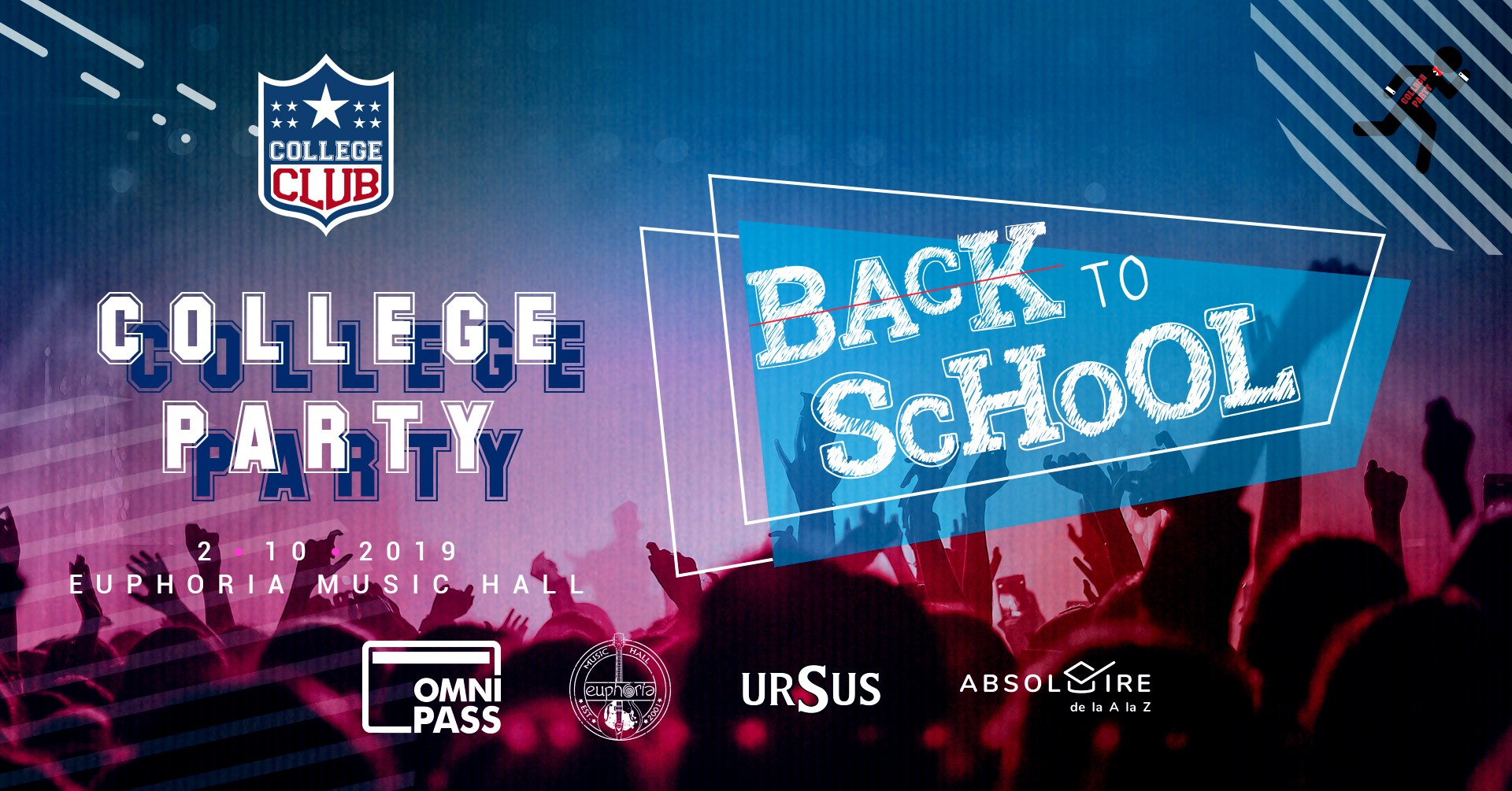College Party – Back to School