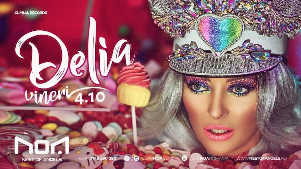 DELIA @ Club NOA