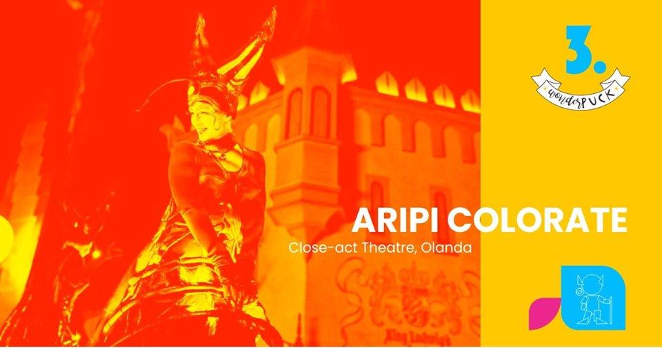 Eveniment special – Aripi Colorate
