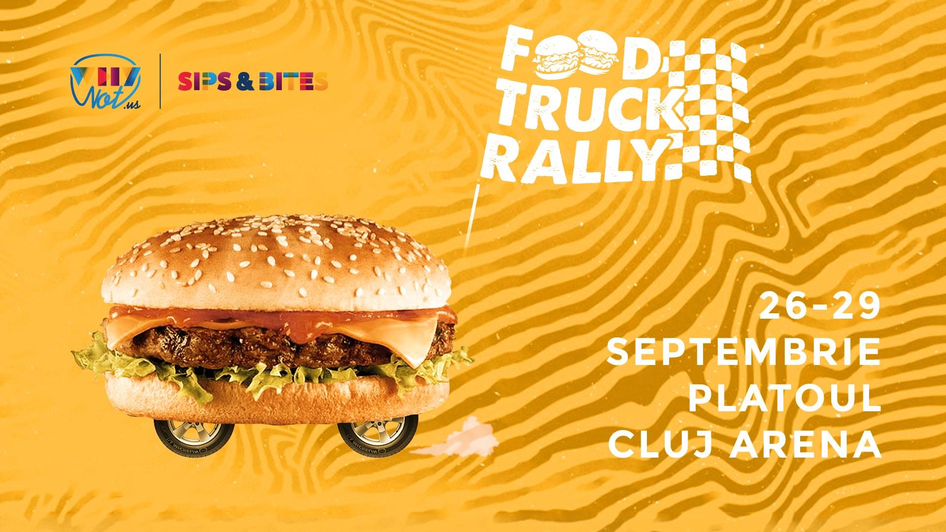 Food Truck Rally 2019