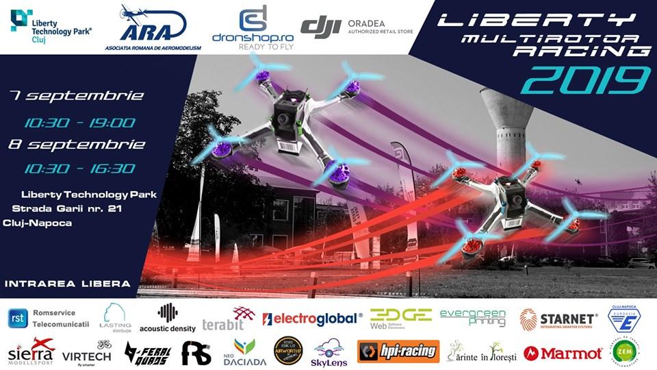 Liberty Multirotor Racing 2019