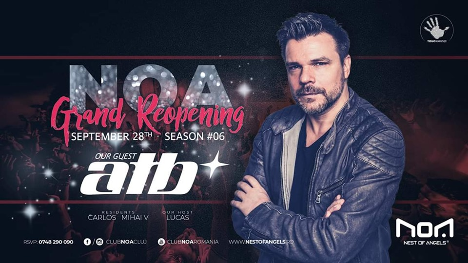 NOA Grand Reopening with ATB