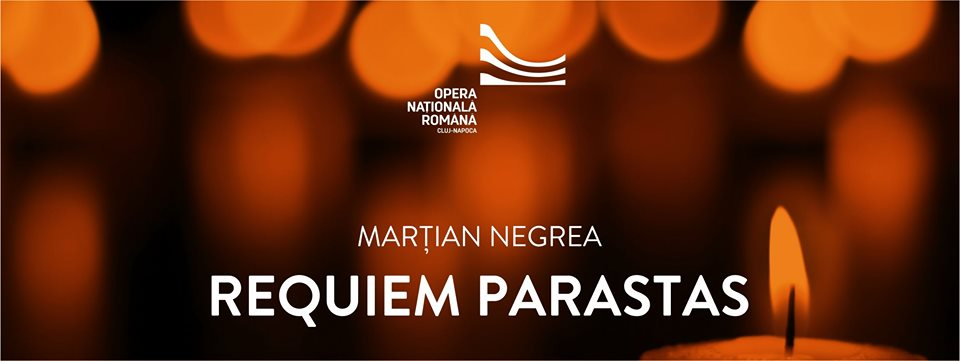 Requiem Parastas de Marțian Negrea