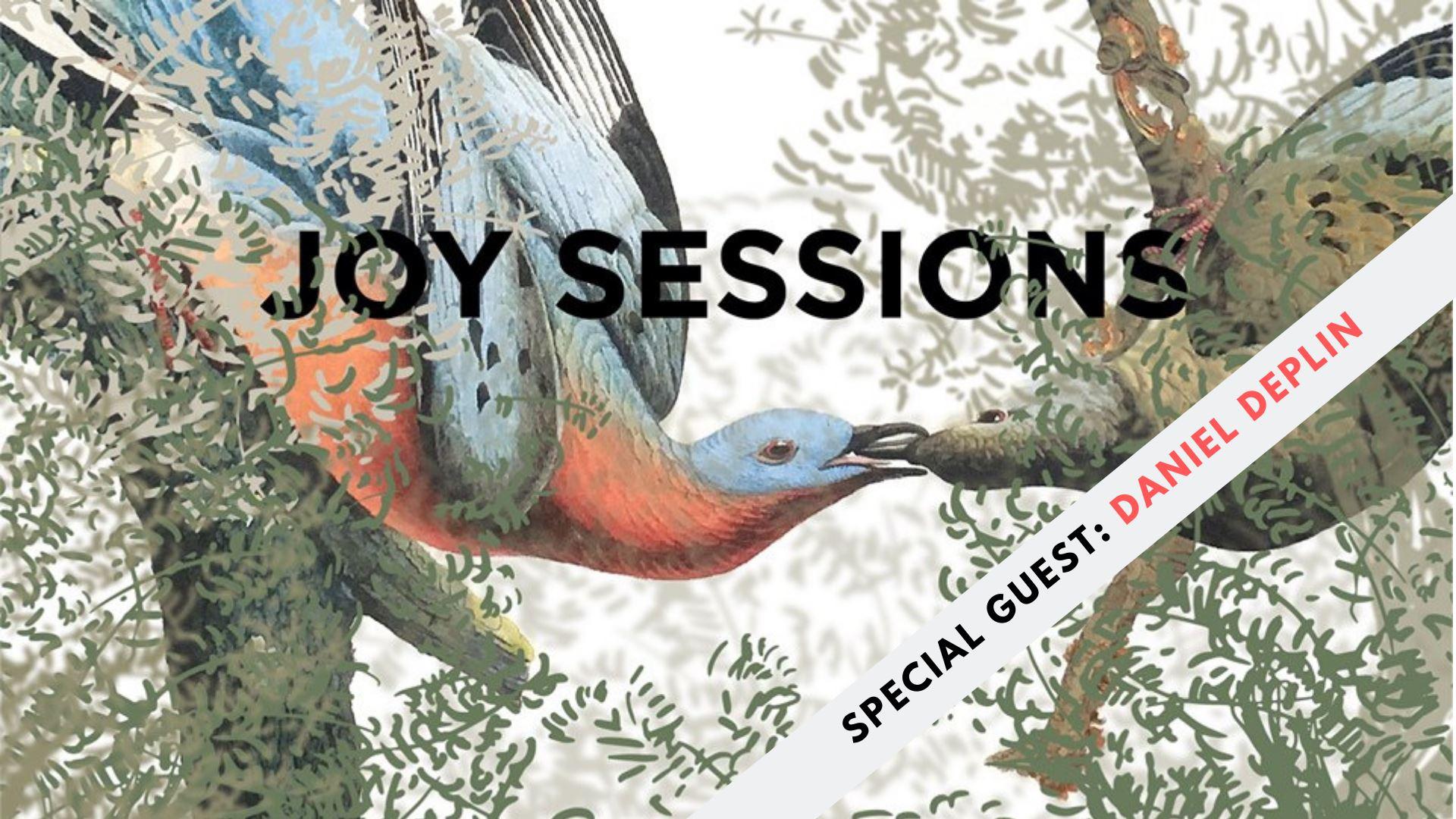 Samsara Foodhouse. Joy Sessions cu Daniel Deplin
