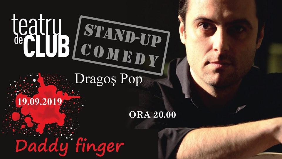 Stand-up Comedy cu Dragoş Pop