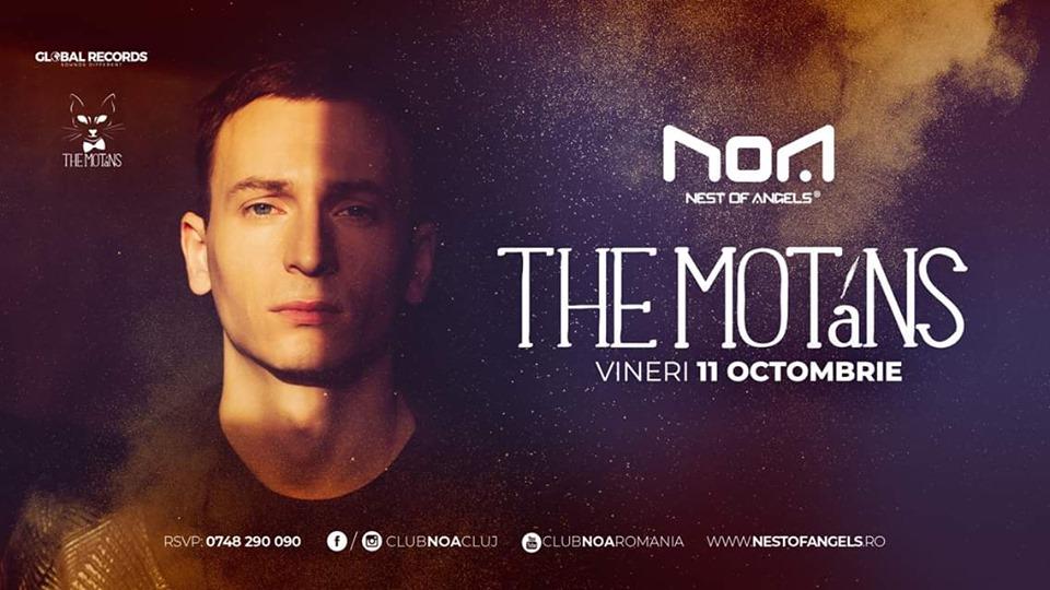 THE MOTANS @ Club NOA