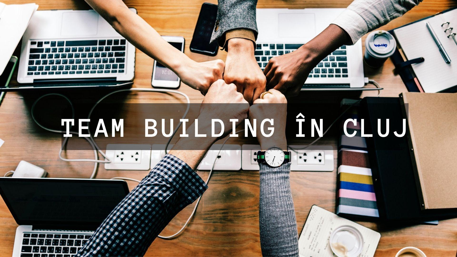 Unde poți să organizezi un team building aproape de Cluj