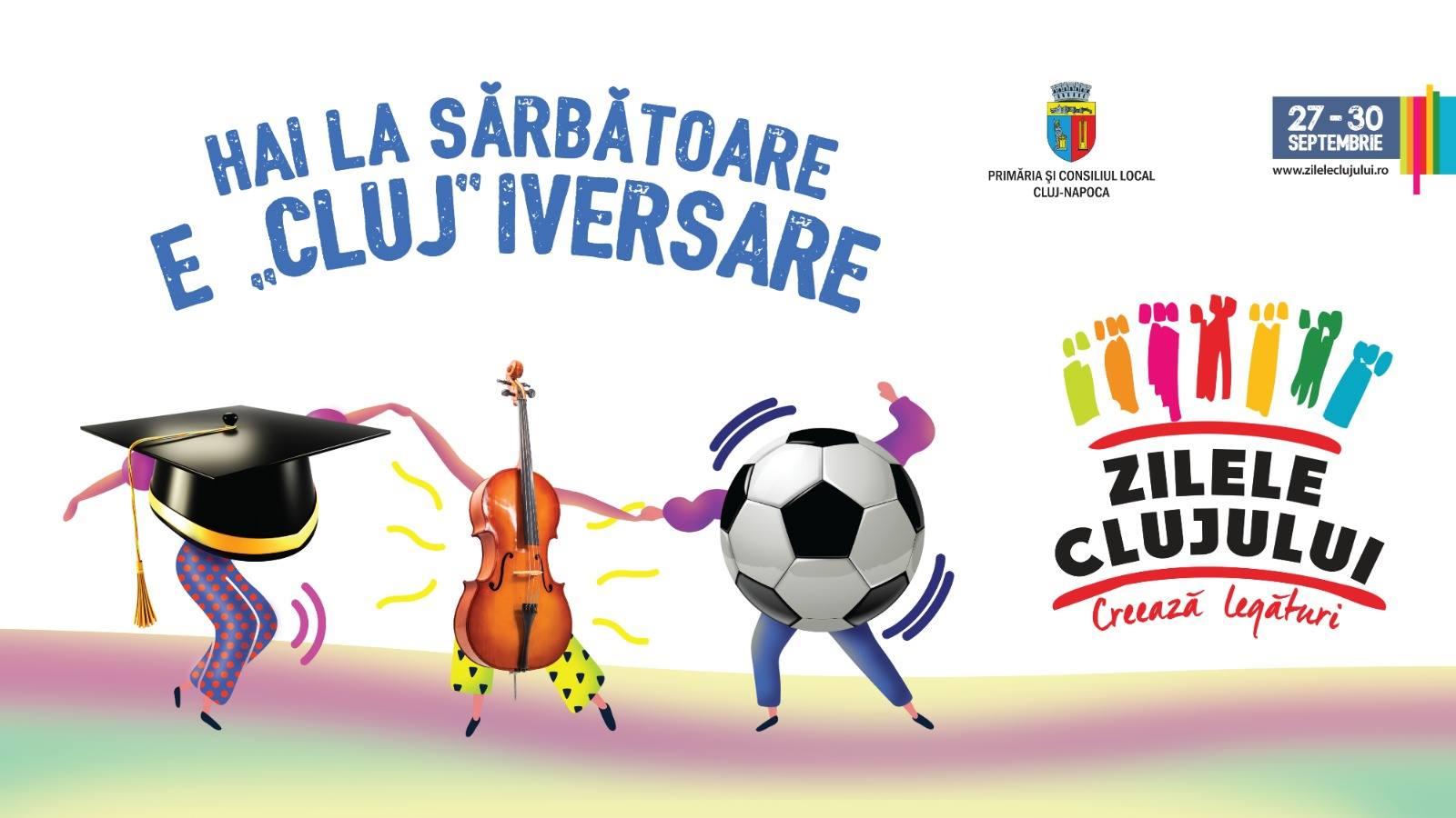 Zilele Clujului la Centrul de Cultură Urbană