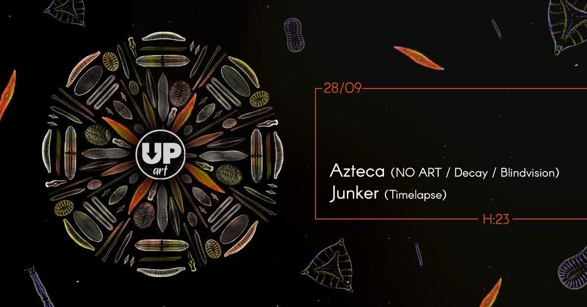 Azteca / Junker at UPart