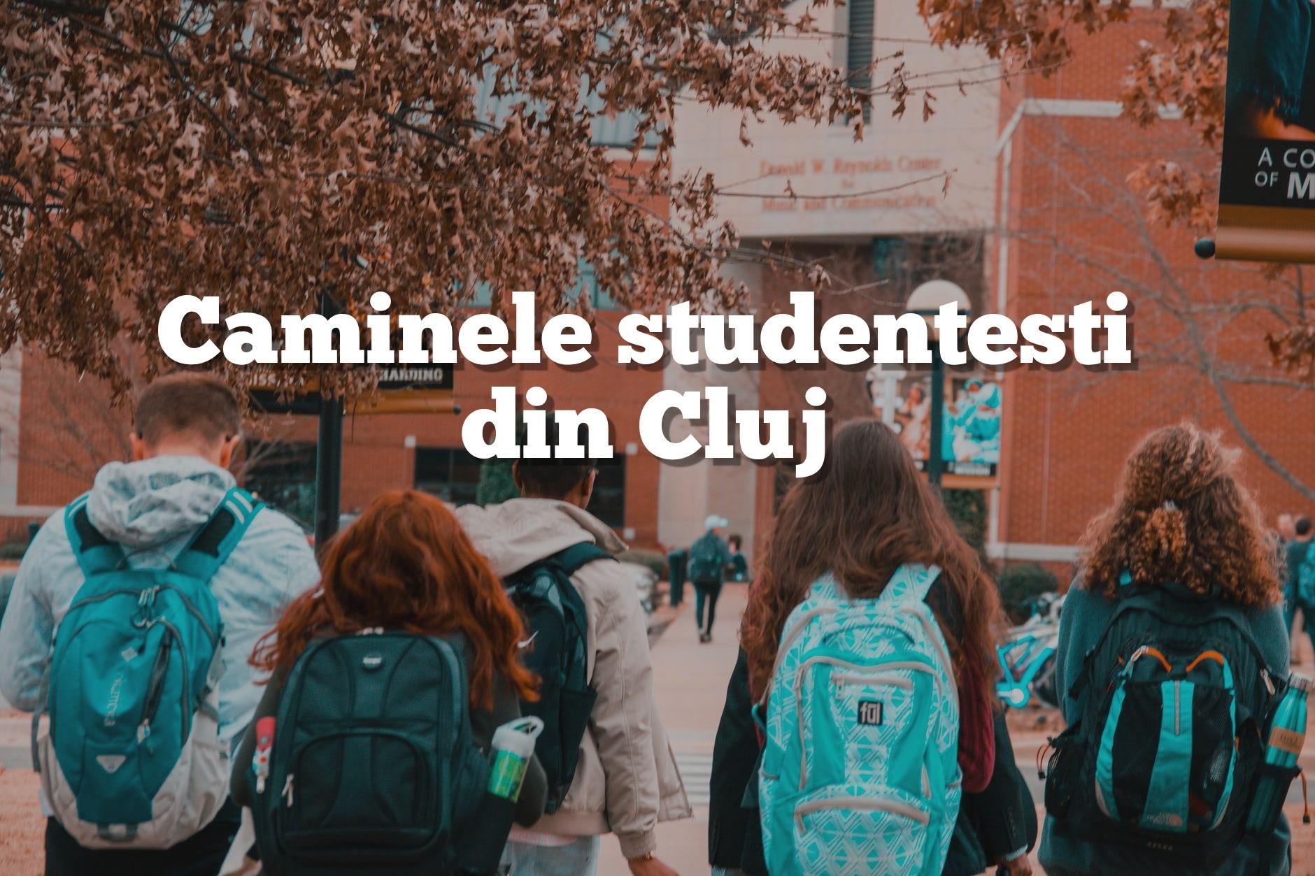 Căminele studențești din Cluj: prețuri, facilități și orice te-ar mai putea interesa înainte de a te muta