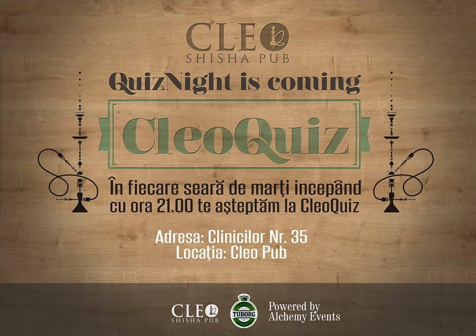Cleo Quiz
