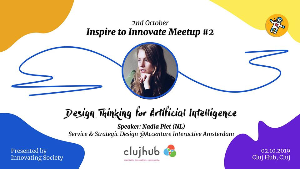 Design Thinking for Artificial Intelligence – Nadia Piet (NL)