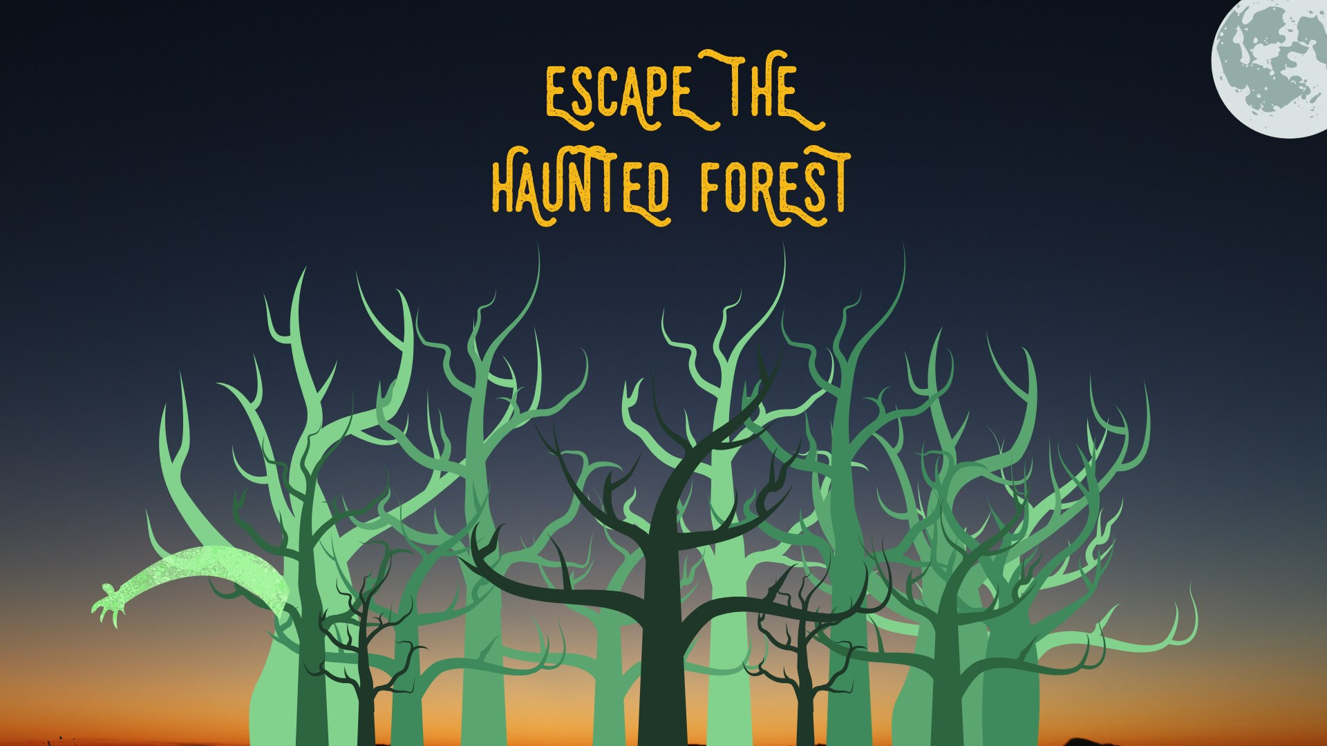 Escape The Haunted Forest
