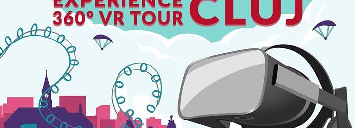 Experience Cluj – Descopera orasul in Realitate Virtuala