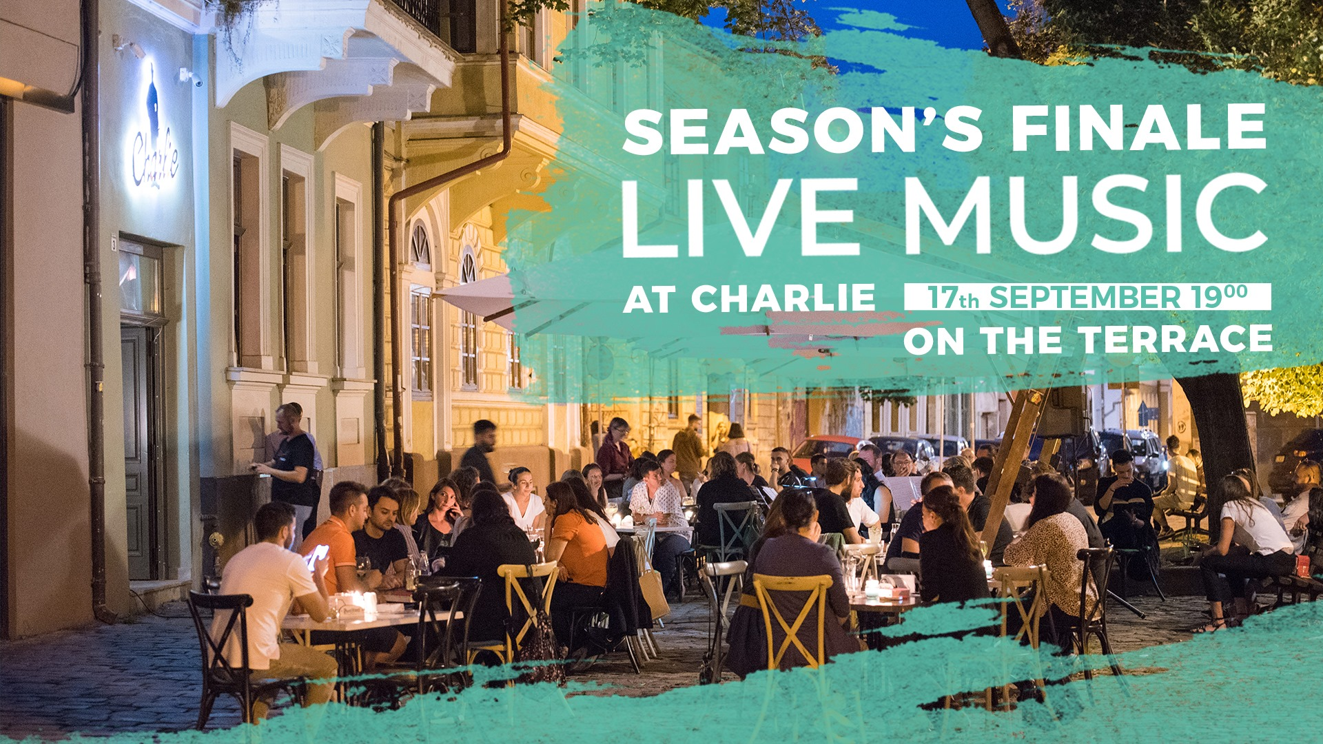 Season's Finale Live Music @ Charlie
