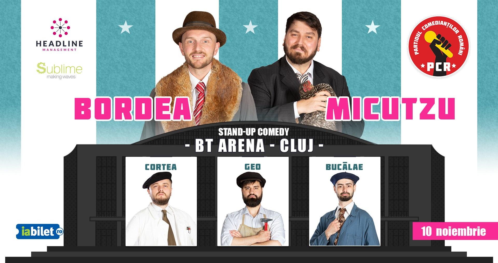 Stand-up Comedy – Partidul Comedianţilor Români