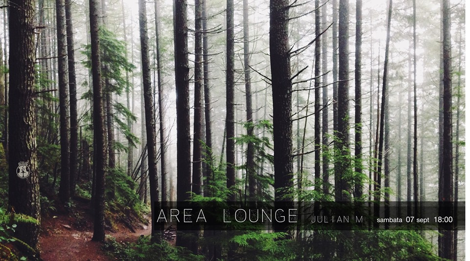 Area Lounge with Julian M @ Sisters