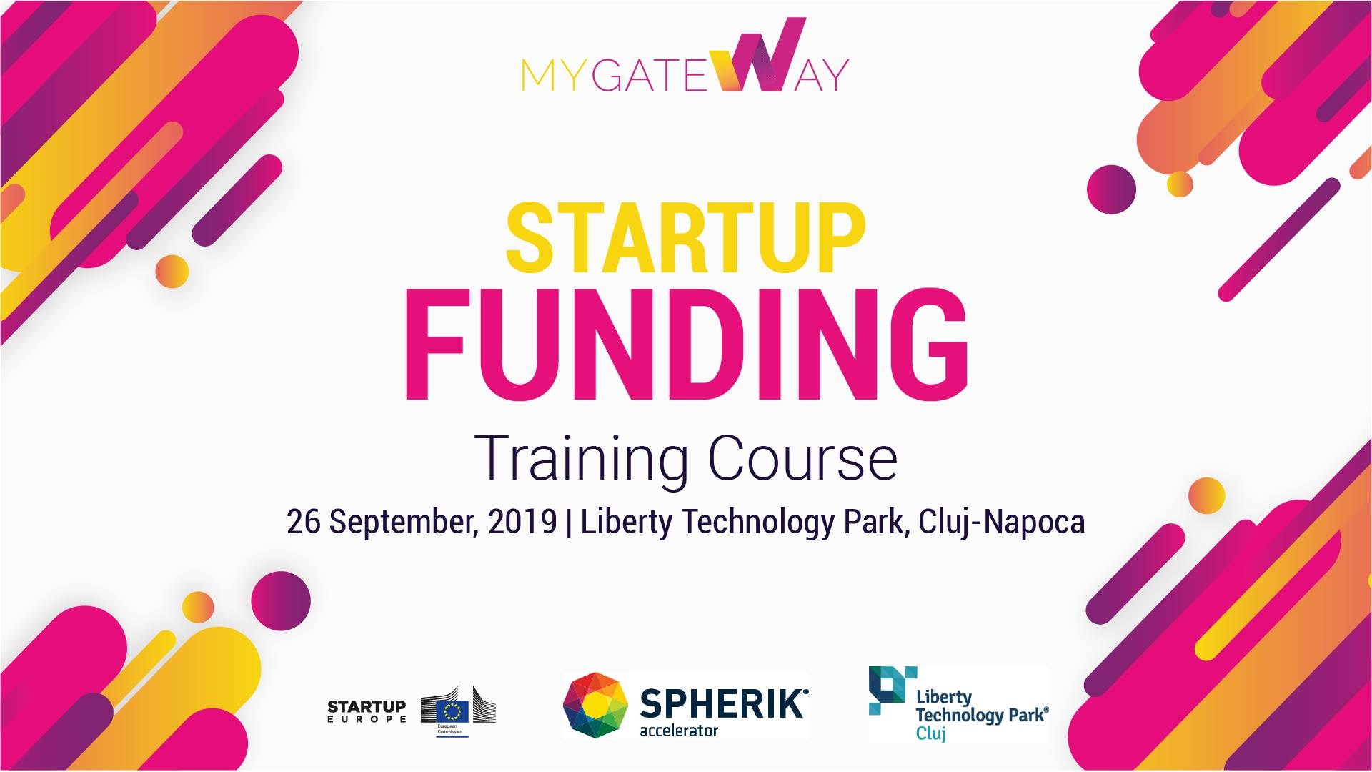 Startup Funding Training course