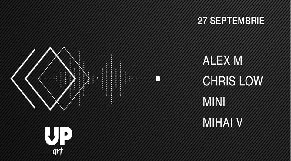 Chris Low / Mini / Mihai V at UPart