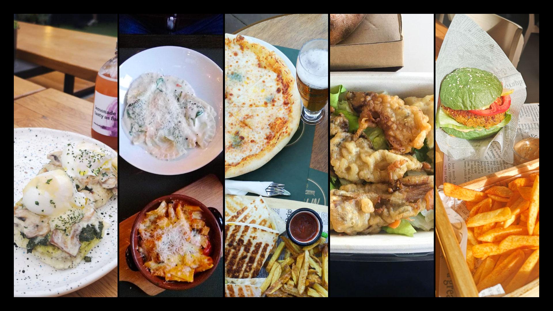 Top 5 locuri preferate din Cluj cu opțiuni vegetariene | #vegfoodiecluj