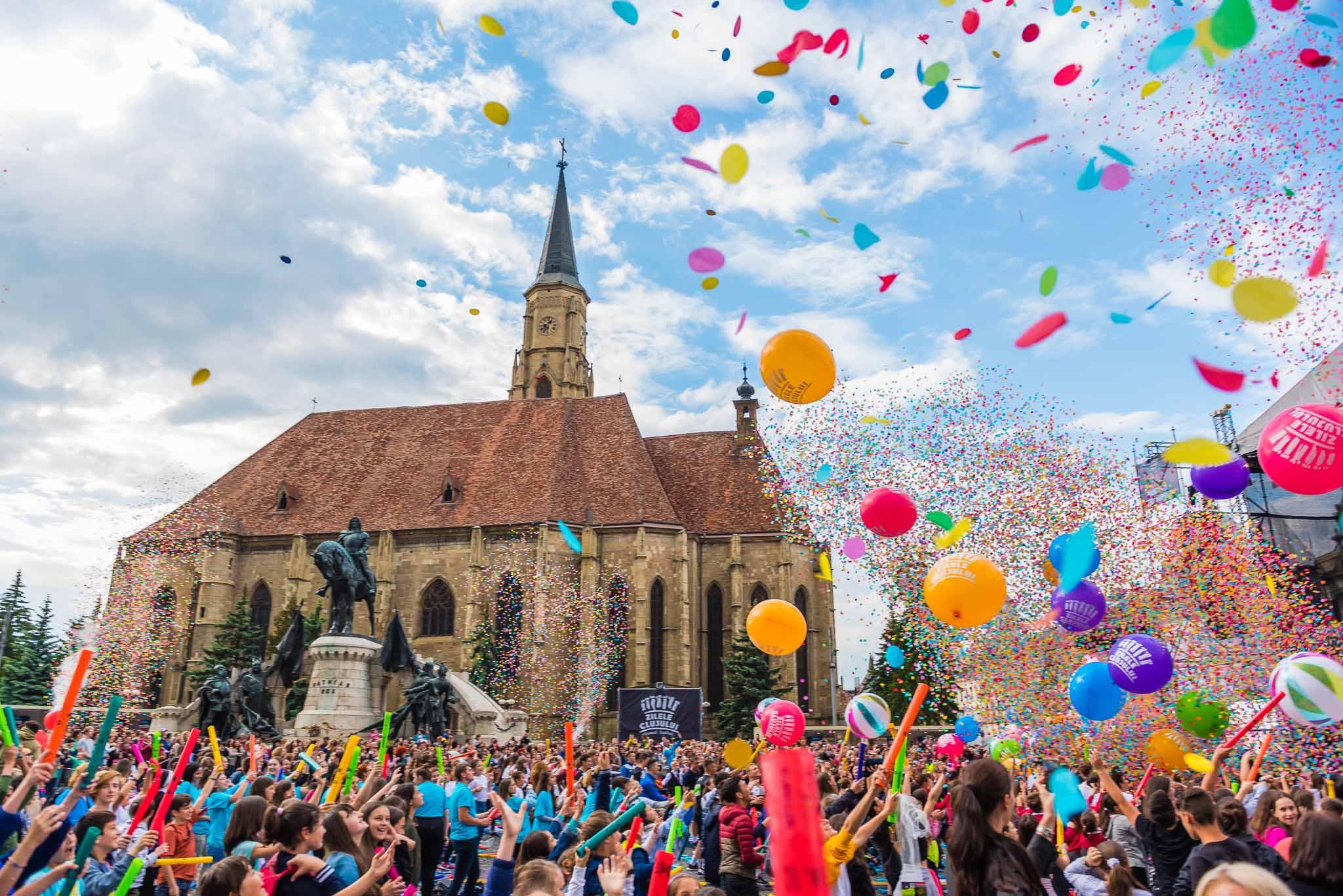 Ce să nu ratezi la Zilele Clujului 2019