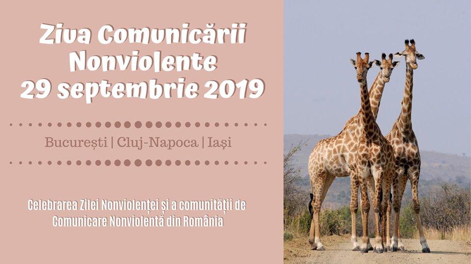 NVC DAY 2019 – Ziua comunicării nonviolente ediția 3