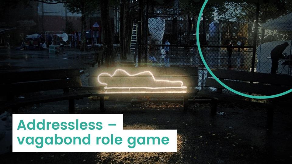 Addressless – vagabond role game / Ungaria | FDP10