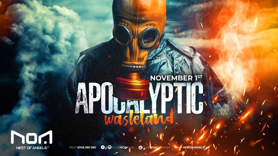 Apocalyptic Wasteland by NOA