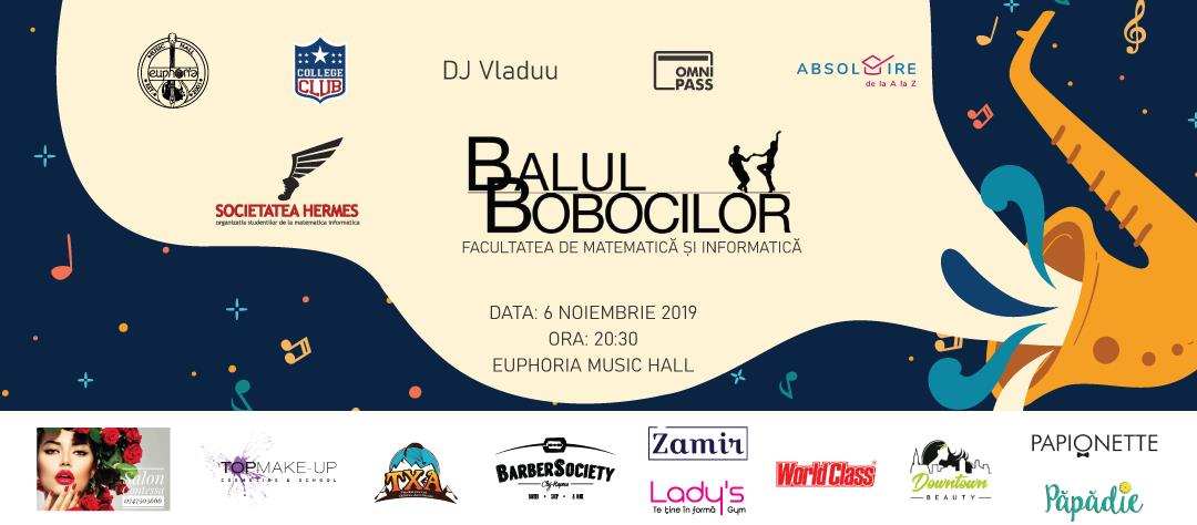 College Party – Balul Bobocilor Mate-Info