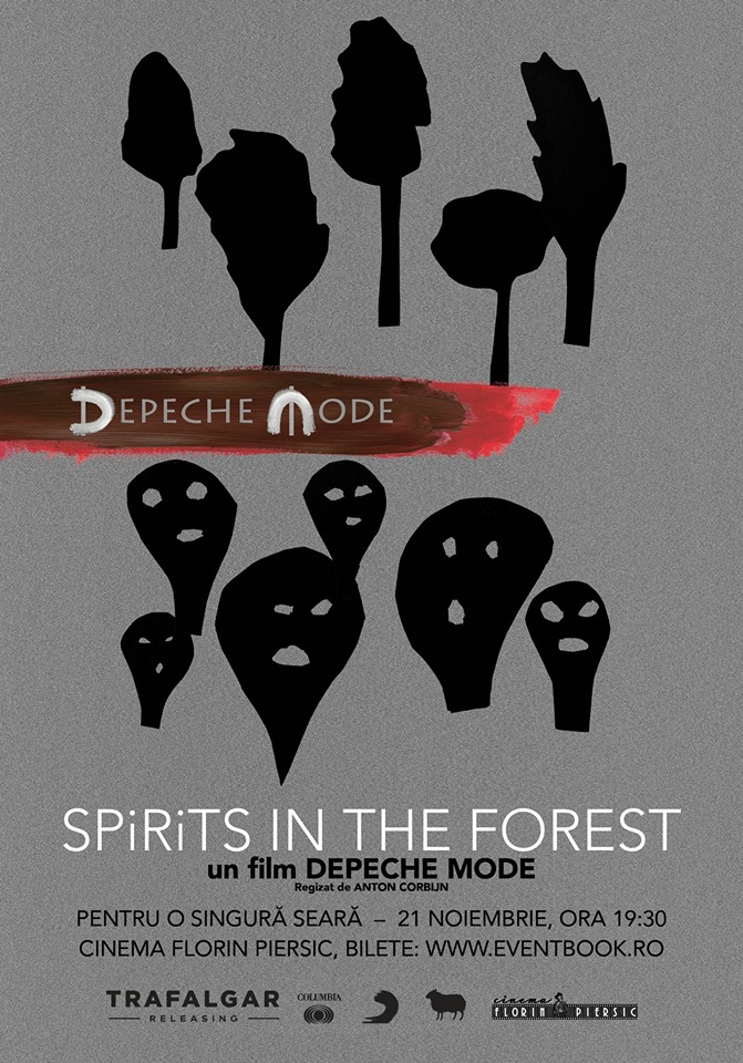 Depeche Mode, Spirits in the Forest