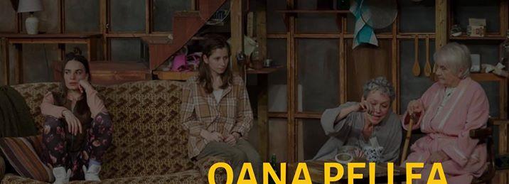 Efectul razelor gamma asupra crăițelor lunatice // Oana Pellea