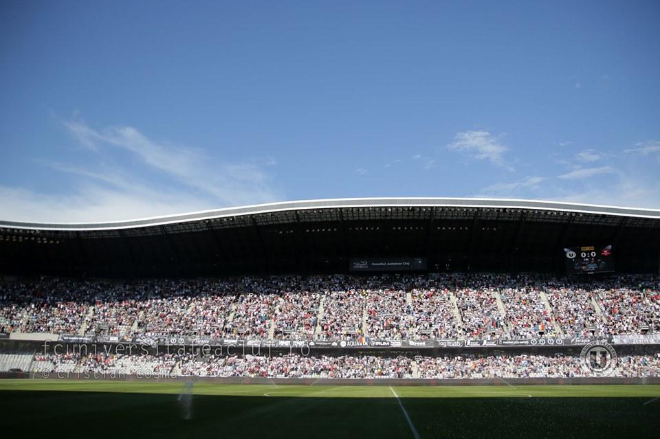 FC Universitatea Cluj – FCSB