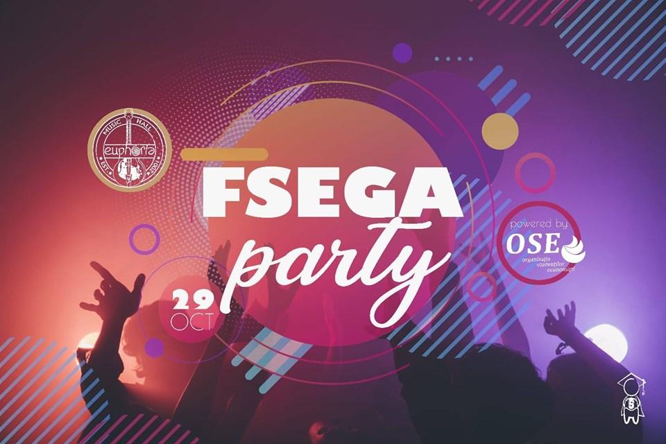 FSEGA Party @ Euphoria Music Hall