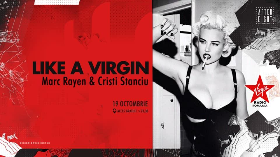 Like a Virgin //w. Virgin Radio