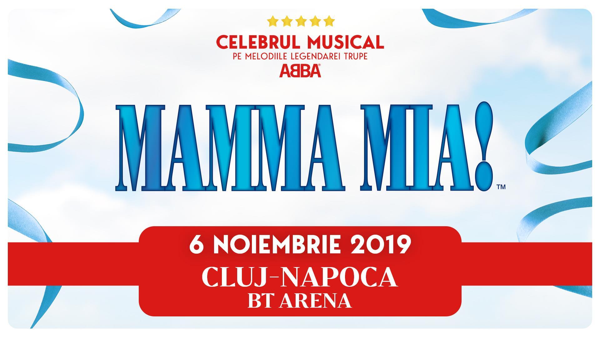 "Musicalul ""Mamma Mia"""