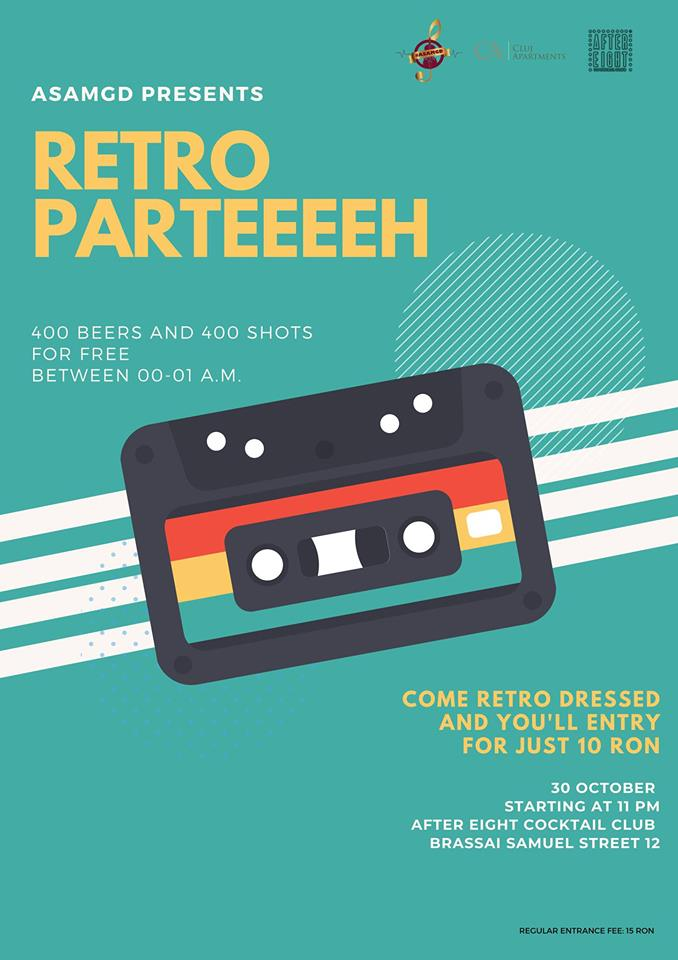 Retro Parteeeeh @ After Eight