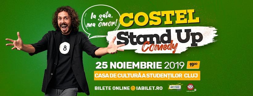 Stand UP Show Costel @ Casa de Cultură a Studenților