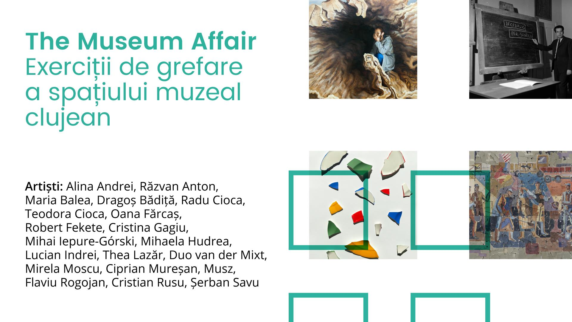 The Museum Affair | FDP10