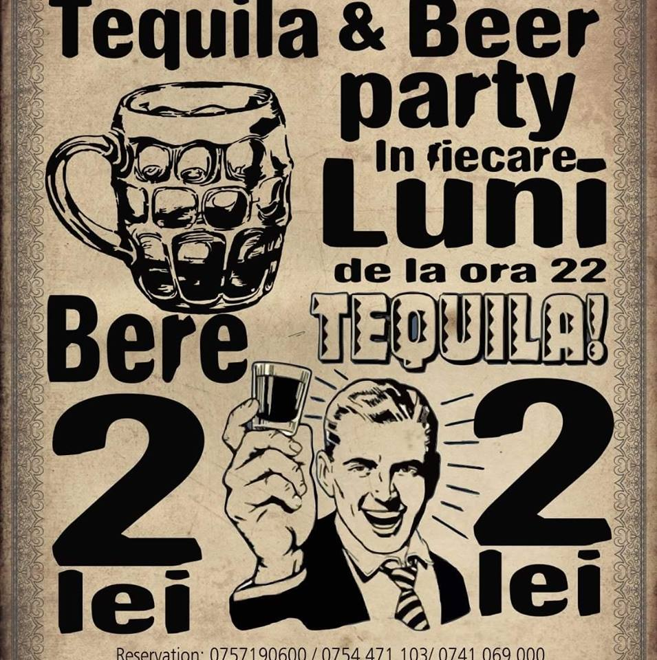 Beer&Tequila party