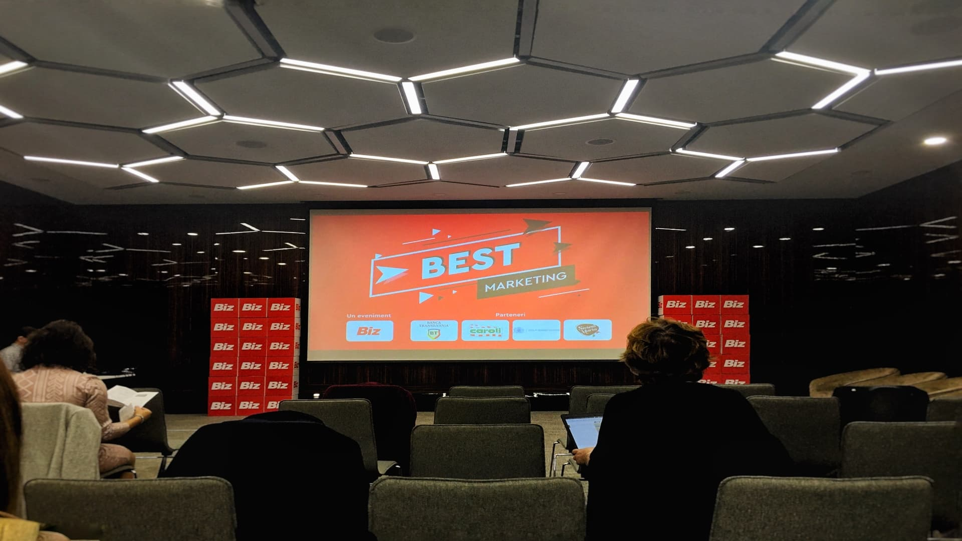 Cum a fost la conferința Best Marketing Cluj 2019