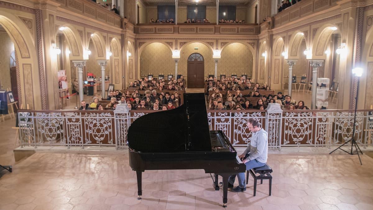 Concertele Classic Unlimited încep o nouă călătorie prin țară la sfârșitul lunii octombrie