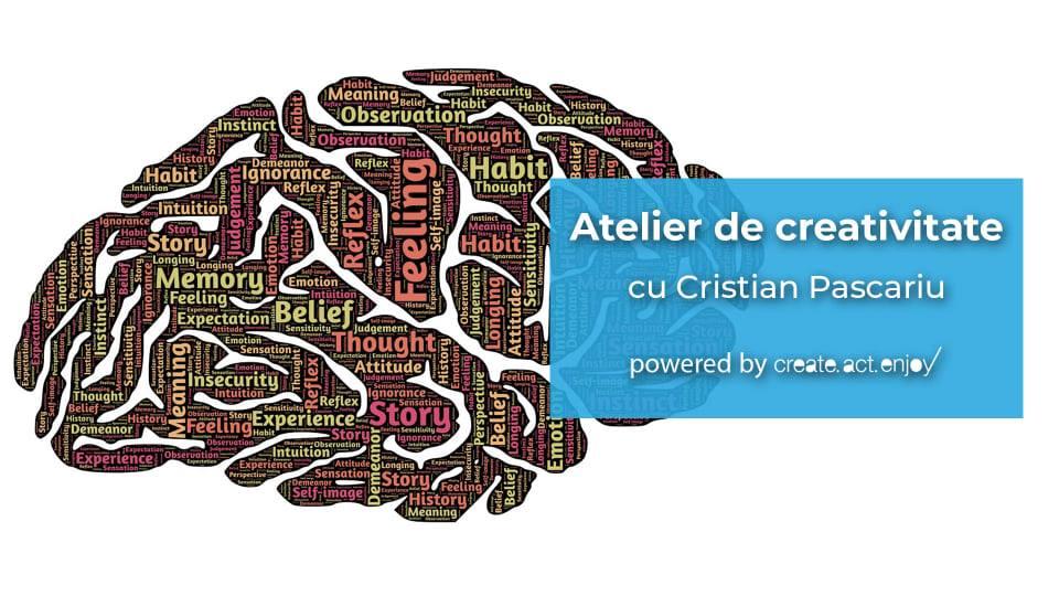 Atelier de Creativitate by Create.Act.Enjoy
