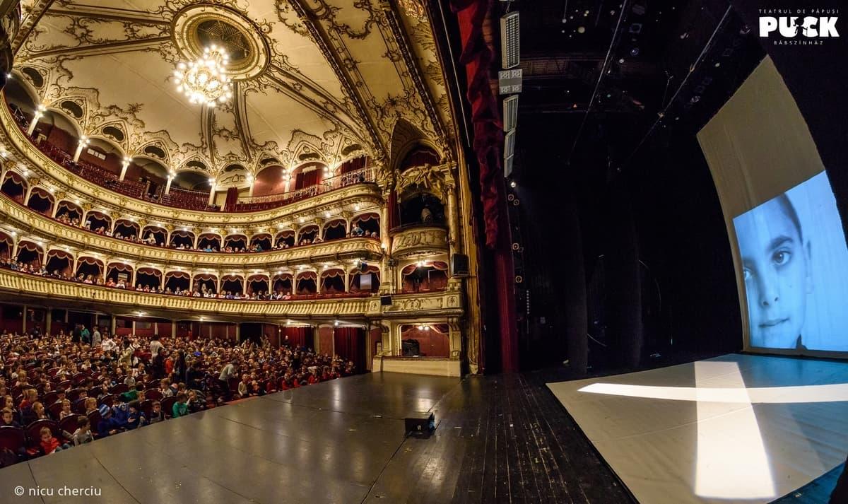 """Spectacole de teatru din șapte țări, la Festivalul Internațional """"Puck"""""""