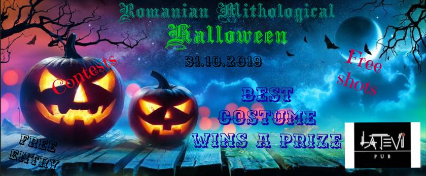 Romanian Mithological Halloween