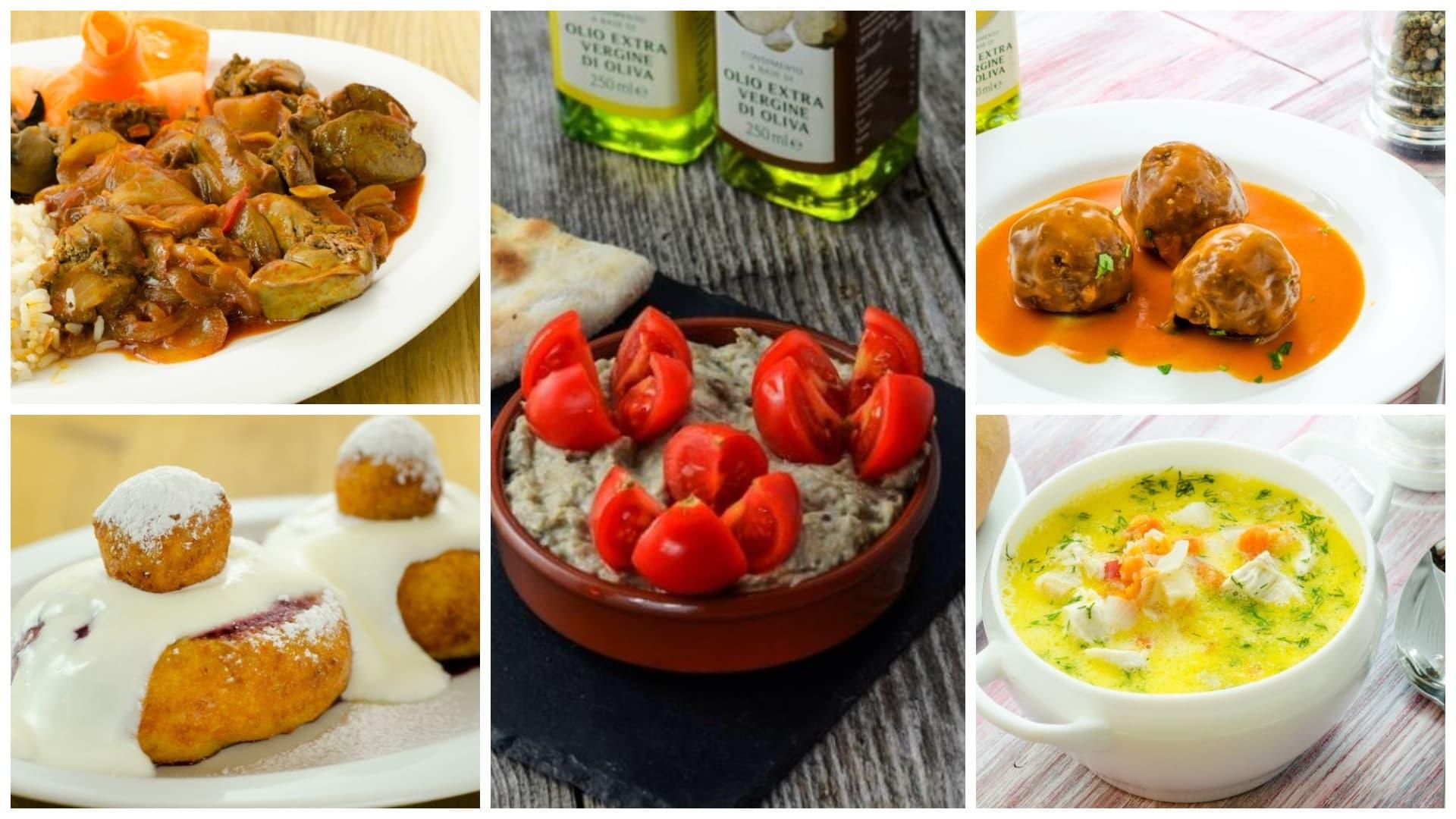 5 preparate tradiționale musai de încercat din meniul Hugo Restaurants