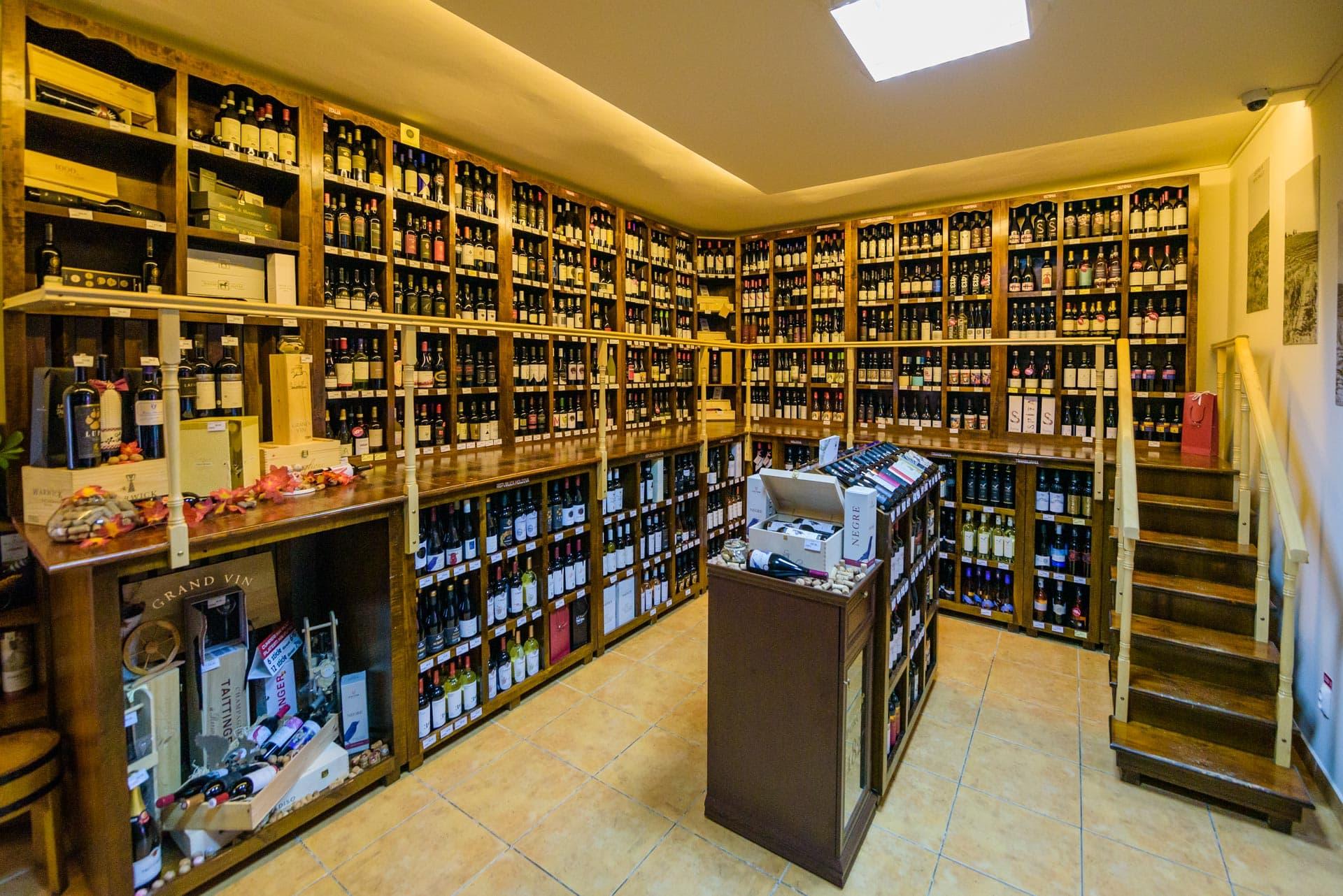5 motive să alegi Licori și Tabieturi atunci când ești în căutare de băuturi alese si delicatese