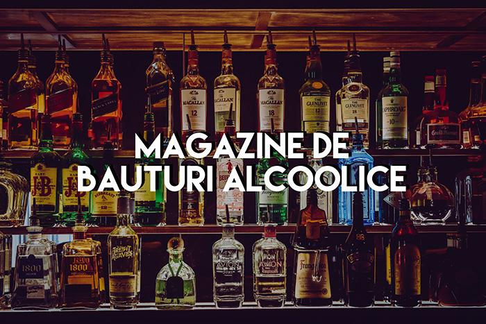 5 magazine de băuturi alcoolice din Cluj