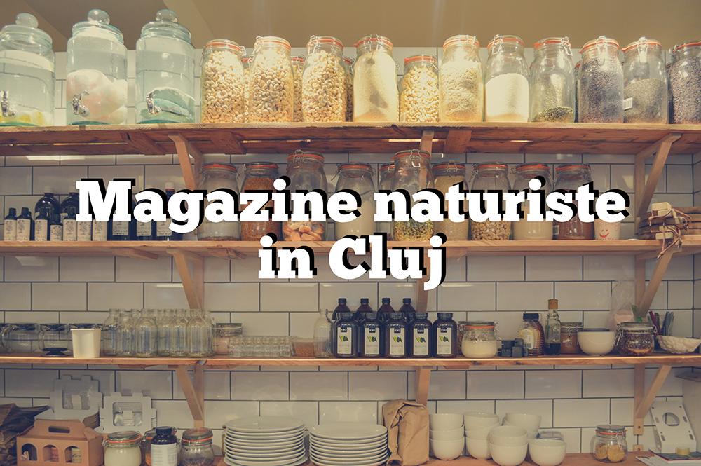 Magazine naturiste în Cluj