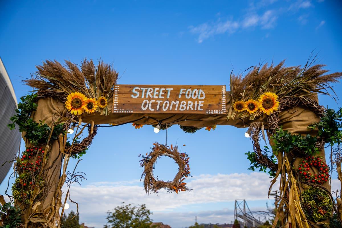 Începe Street FOOD Octombrie la Cluj-Napoca!